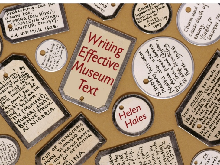 Writing Effective Text for Museums